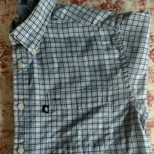 Mens Tommy Hilfiger,short sleeve, button up